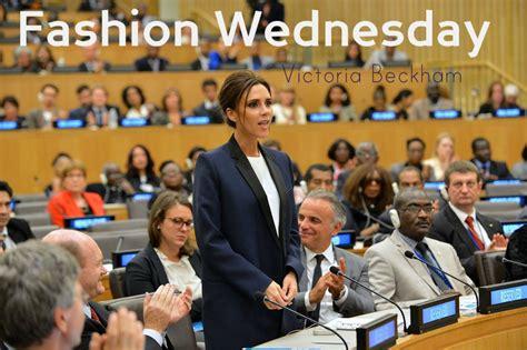 Beckham Wednesday by Fashion Wednesday Beckham Tasty Nilou S