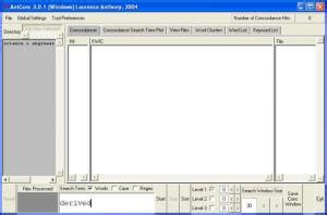 format jad adalah concordance aplikasi komputer dalam kajian linguistik