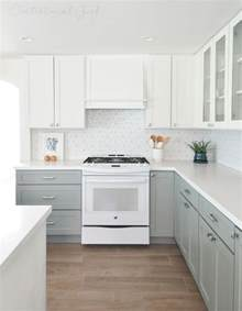 White Kitchen Cabinet Colors by Kitchen Grey Kitchen Colors With White Cabinets Sloped