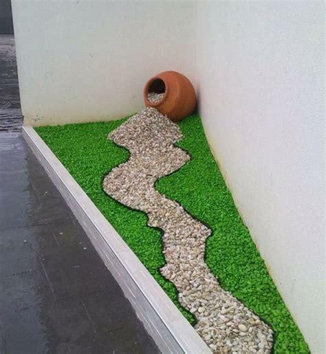 decoracion de jardines pequeños exteriores con piedras jardines en patios peque 241 os