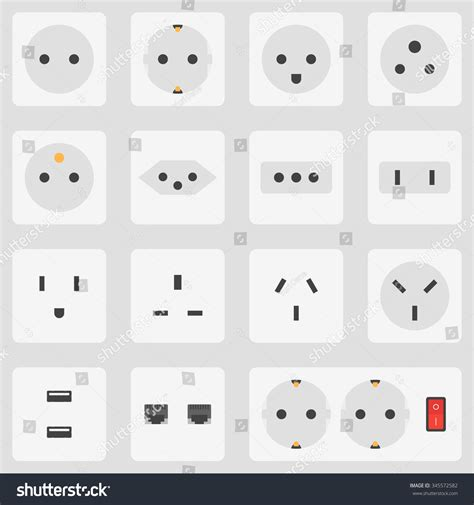 Pictures Of Different Types Of Electrical Outlets