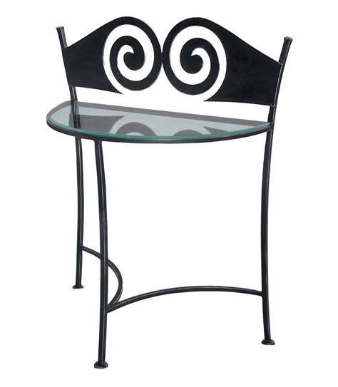 Nachttisch 3 Beine by Metall Nachttisch Aus Massivem Eisen Und Glas Trojan