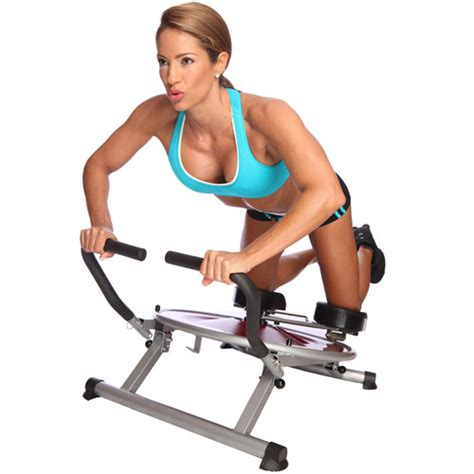 use abdominal exercise machines to get a lean and toned