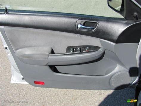 2006 honda accord value package sedan gray door panel photo 38433280 gtcarlot