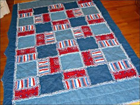 Levis Skiny Biowash Scrap rag quilt quilt and colored on