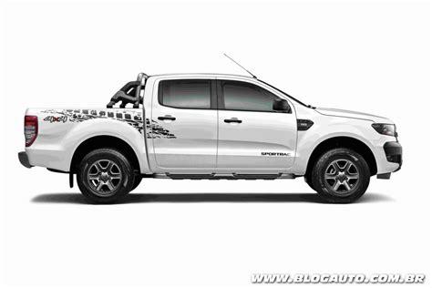 ranger ford 2018 ford ranger 2018 traz s 233 rie sportrac e novos itens de