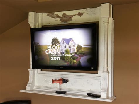 how to build a tv how to build a tv wall mount frame how tos diy