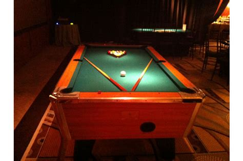 bar pool table rentals rentals boston new york