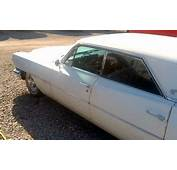 1964 Cadillac DeVille White Hardtop 4 Door 70L For Sale