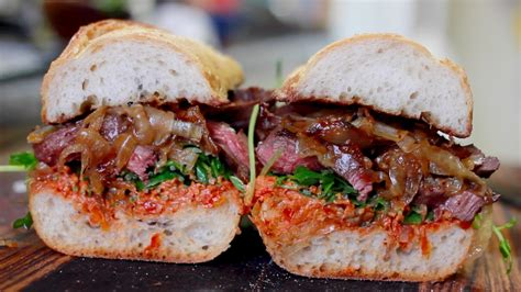 best sandwich recipes the steak sandwich recipe