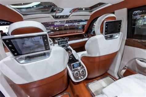Bentley Truck Interior 2016 Bentley Falcon Suv Concept Luxury Car