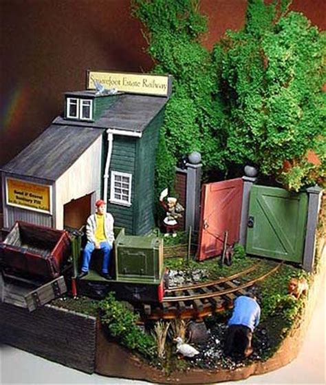small layout scrapbook carl arendt consider the small layout small model railroads