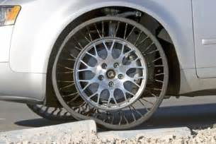Air For Car Tires How The Tweel Airless Tire Works Howstuffworks