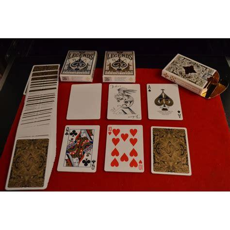 Legends Edition Cards Bonus Deck legends edition black deck cards cartes magie
