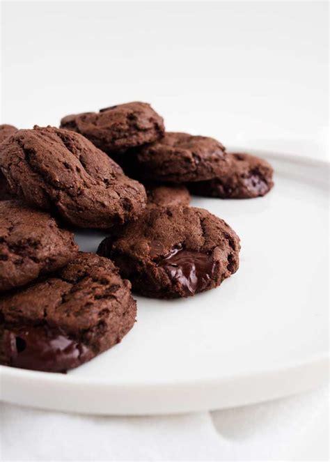 I Chocolate chocolate chocolate chip cookies