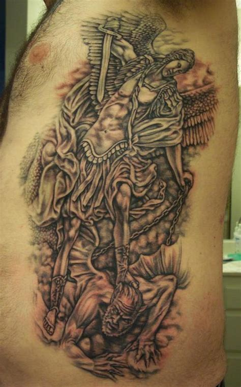 archangel tattoos for men tattoos page 2