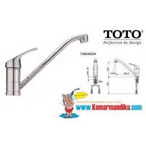 Kran Air Toto Tx 604 Kdn tx 604 kdn toko perlengkapan kamar mandi dapur