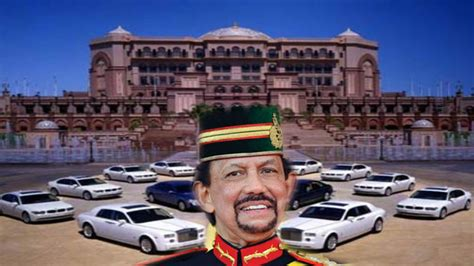 sultan hassanal bolkiah car collection sultan of brunei his 5 000 car collection youtube
