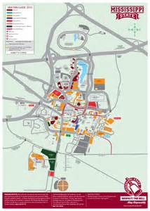 Mississippi State Campus Map by Parking Road Changes For Super Bulldog Weekend