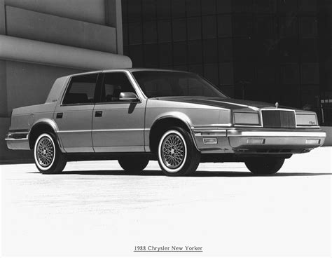 old car manuals online 1992 chrysler new yorker transmission control 1988 chrysler new yorker history pictures sales value research and news