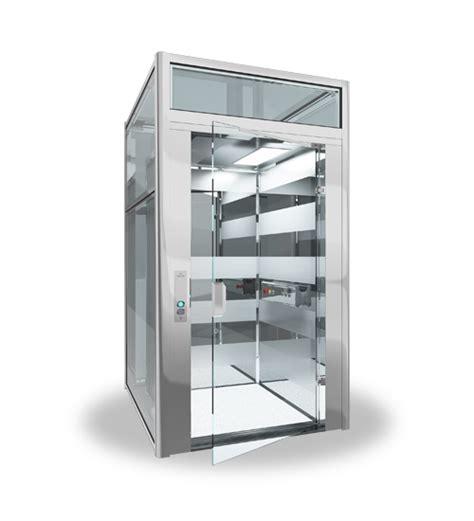 elevatori per interni domuslift chrome elevatore per interni