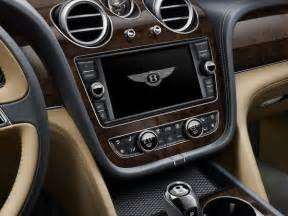 Bentley Suv Interior 2017 Bentley Bentayga Car Review Top Speed
