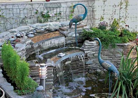 backyard waterfalls ideas small backyard ponds waterfalls pictures pool design ideas