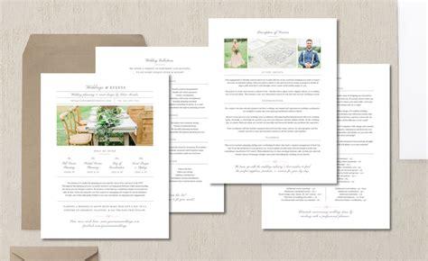 Wedding Organizer Price List wedding planner pricing guide template eucalyptus