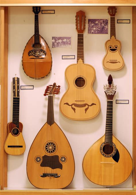 String History - file plucked string instruments 2 mandolin lute