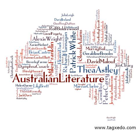 Themes In Australian Literature | home australian literature library guides at