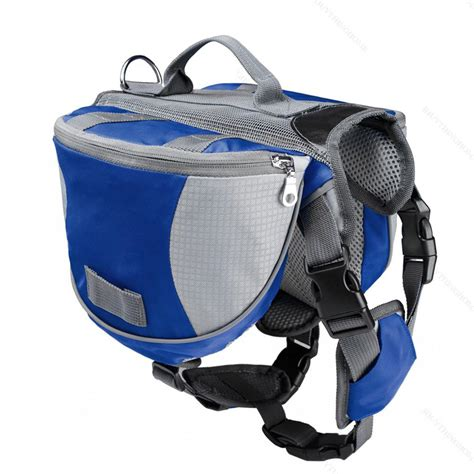carrier for hiking new pet pack saddle backpack carrier i for travel hiking cing harness ebay