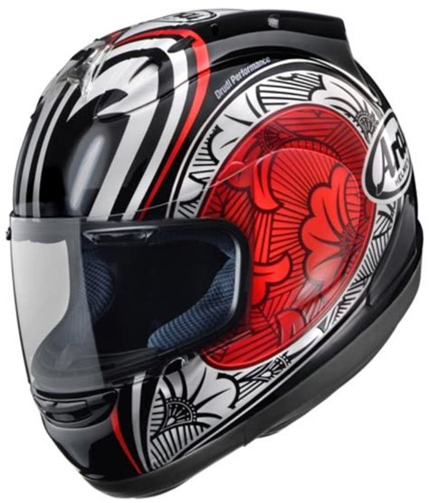 Helmet Arai Nakano shinya nakano arai rx 7 gp helmet replica race helmets