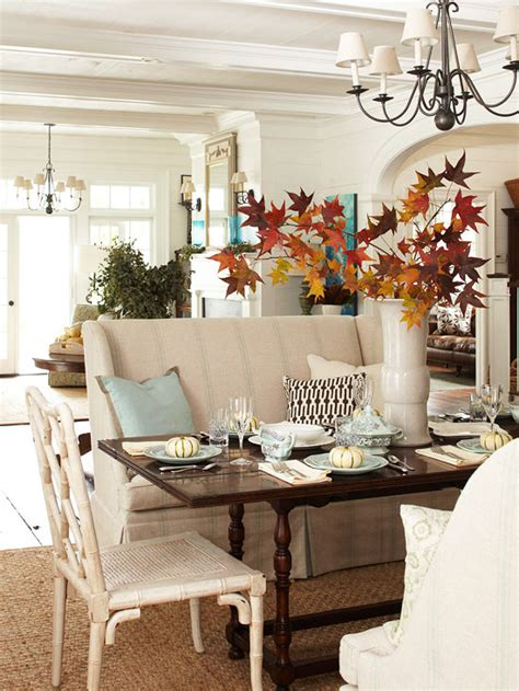 Better Homes And Gardens Fall Decorating Bhg Style Spotters