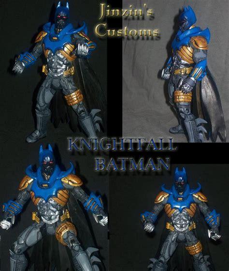batman knightfall wallpaper knightfall batman custom by jinzin1 on deviantart