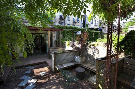 backyard bar brooklyn the squeeze on al fresco dining wsj