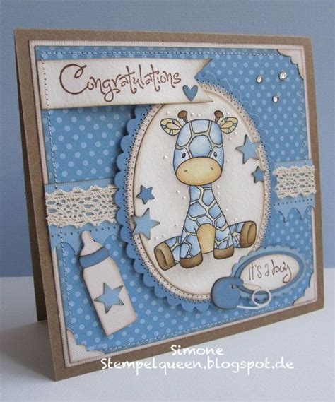 Handmade Cards For Boys - 17 best images about handmade cards baby on