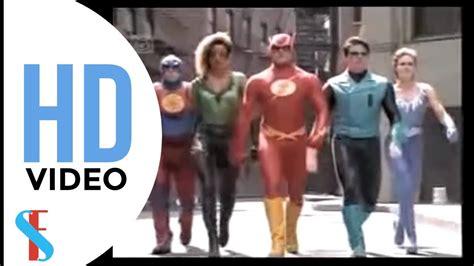 justice league of america film 1997 justice league of america 1997 official teaser trailer