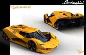 Lamborghini Car Designer Lamborghini Salamanco Concept Car Design