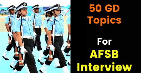 Gd Topics 2017 For Mba by 50 Gd Topics For Afsb