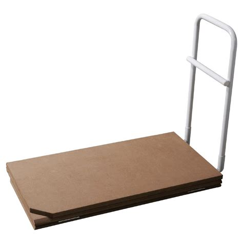 bed board drive home bed assist rail with folding bed board combo