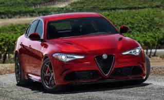Alfa Romeo News Giulia 2017 Alfa Romeo Giulia New Details And Photos