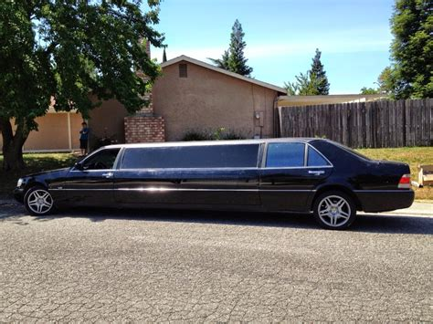 Mercedes Limousine by Mercedes 500sel W140 Limousine Benztuning
