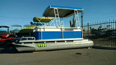 pontoon boats arizona manitou pontoons boats for sale in arizona