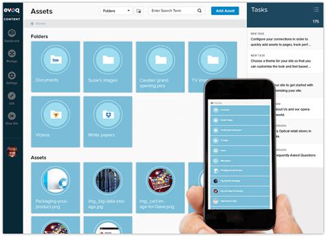 Search Assets Digital Asset Management Cms Evoq By Dnn Dotnetnuke