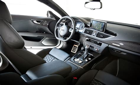 Rs7 Interior by Audi Rs7