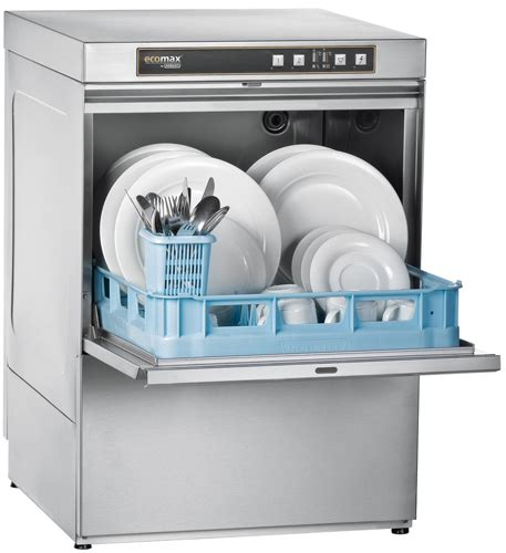 hobart ecomax502 commercial dishwasher