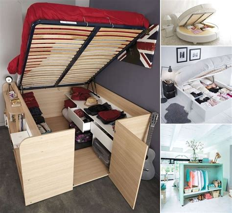 clever ideas   bedroom furniture  storage