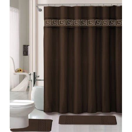 bathroom shower curtain and rug set 15 memory foam bath rug set bathroom rugs with