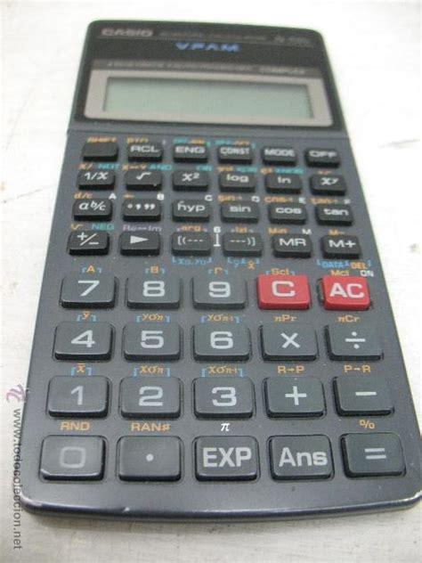 casio calculadora cientifica fx  complex comprar