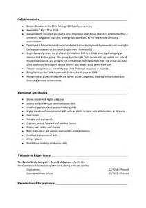vmware consultant resume